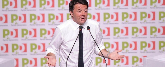 Direzione Pd, Matteo Renzi è davvero senza vergogna