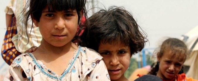 """Rifugiati, Oxfam: """"Nei Paesi più ricchi solo il 9%. Il 50% in altri sei, più poveri"""""""
