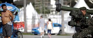 Olimpiadi Rio 2016. Narcos in guerra, favelas fuori controllo e assalti agli ospedali: la sicurezza impossibile dei Giochi