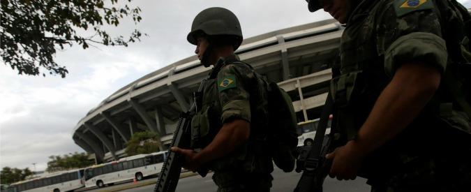 """Olimpiadi Rio 2016, Site: """"Gruppo islamista brasiliano ha giurato fedeltà all'Isis"""""""