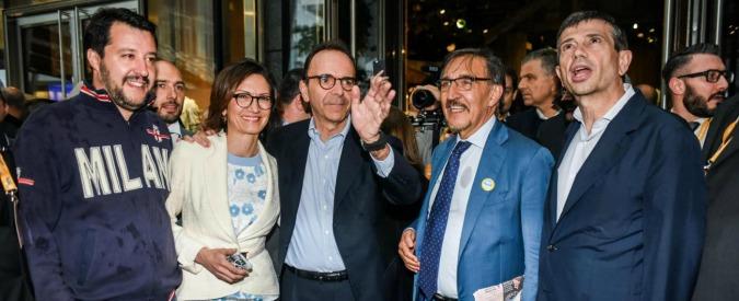 """Centrodestra, Alfano vuole riunirsi con Fi convincendola con le riforme di Renzi. Salvini contro Parisi: """"No a fritti misti"""""""