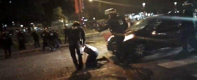 Francia-Germania, rissa in un locale in Borgogna nel dopo partita: un morto. Scontri con la polizia a Parigi