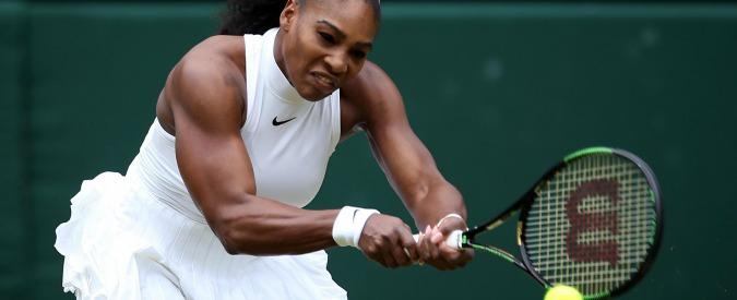 Wimbledon 2016, Serena Williams batte la Kerber in finale: eguagliato record di Steffi Graf