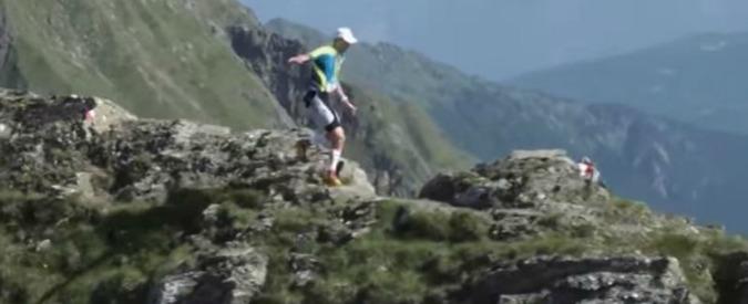 SkyMarathon, precipita per 200 metri durante la corsa: muore 52enne