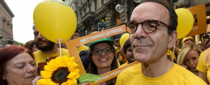 """Stefano Parisi allo scoperto: """"Avanti per rigenerare il centrodestra"""". Salvini: """"Ok, ma no a coalizione in punta di piedi"""""""