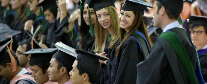 """Istruzione come investimento, la laurea """"rende"""" almeno il 30% dei costi sostenuti per ottenerla. Ma in Italia si spende poco"""