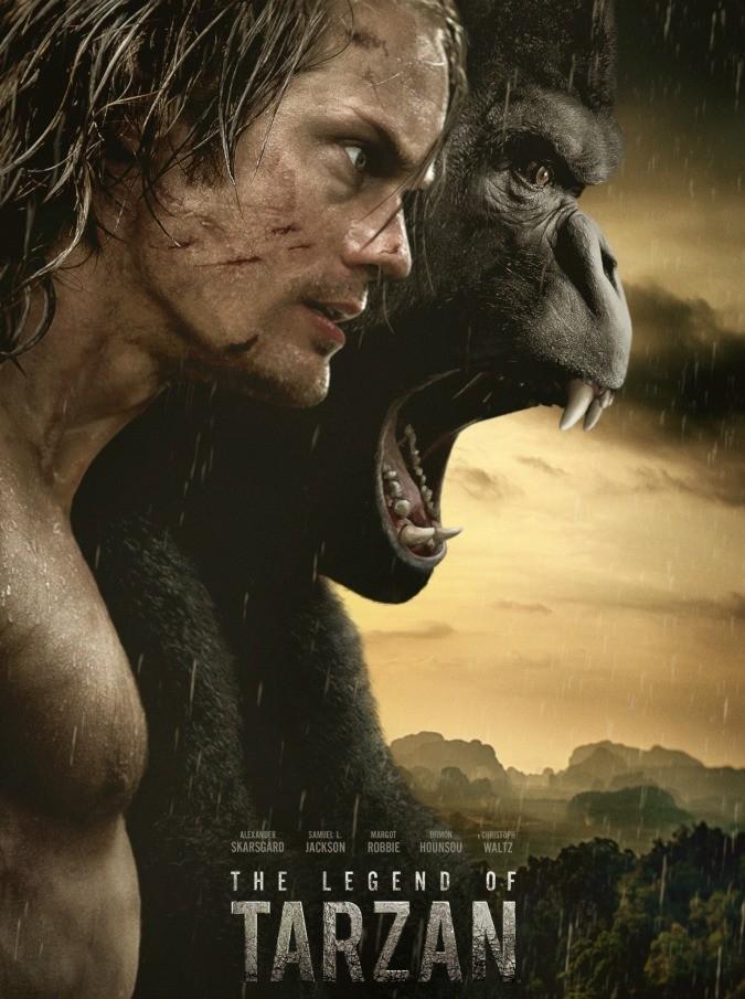 La leggenda di Tarzan, il ritorno di Lord Greystoke targato Hollywood con il vampiro di True Blood Alexander Skarsgard