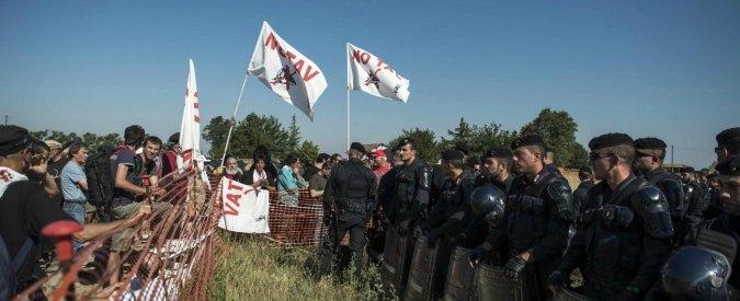 """'Ndrangheta, l'intercettazione: """"Guarda che sto facendo un movimento Sì Tav"""""""