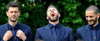 Europei 2016, il contropagellone: da Spalman Conte a Oronzo Canà Tavecchio. Il voto di Thiago Motta? Ha i suoi tempi, arriverà entro i mondiali del 2018