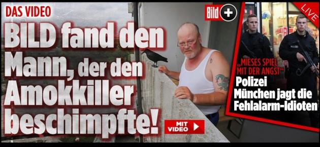"""Monaco: ecco chi è Thomas Salbey, l'uomo che ha insultato il killer dal balcone di casa. """"Gli ho tirato addosso una bottiglia di birra"""""""