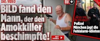 Monaco: ecco chi è Thomas Salbey, l'uomo che ha insultato il killer dal balcone di casa. 'Gli ho tirato addosso una bottiglia'