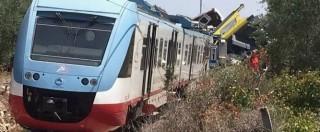 Ferrovie, dal disastro del Pendolino allo scontro frontale in Puglia: tutti gli incidenti in Italia dal 1997