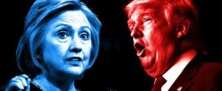 """Elezioni Usa 2016, sondaggio Cnn: """"Donald Trump supera Hillary Clinton"""""""