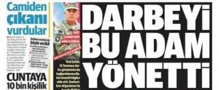 """Turchia, media vicino a Erdogan: """"La Cia ha finanziato il golpe"""". Mandato di arresto per 42 giornalisti e 31 accademici"""