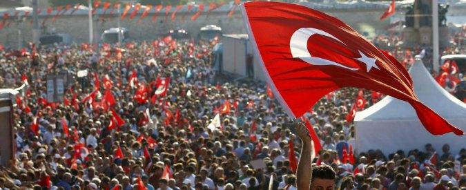 """Turchia, l'appello dei giuristi italiani contro """"il disprezzo della dignità umana"""""""