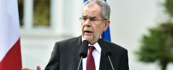 Austria, la Corte costituzionale annulla il ballottaggio: da rifare la sfida tra il verde Van Der Bellen e il nazionalista Hofer