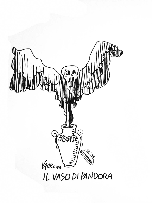 Vignetta di Vauro