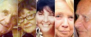 Nizza, identificate le vittime italiane: Maria Grazia Ascoli, Mario Casati, Angelo D'Agostino, Carla Gaveglio, Gianna Muset