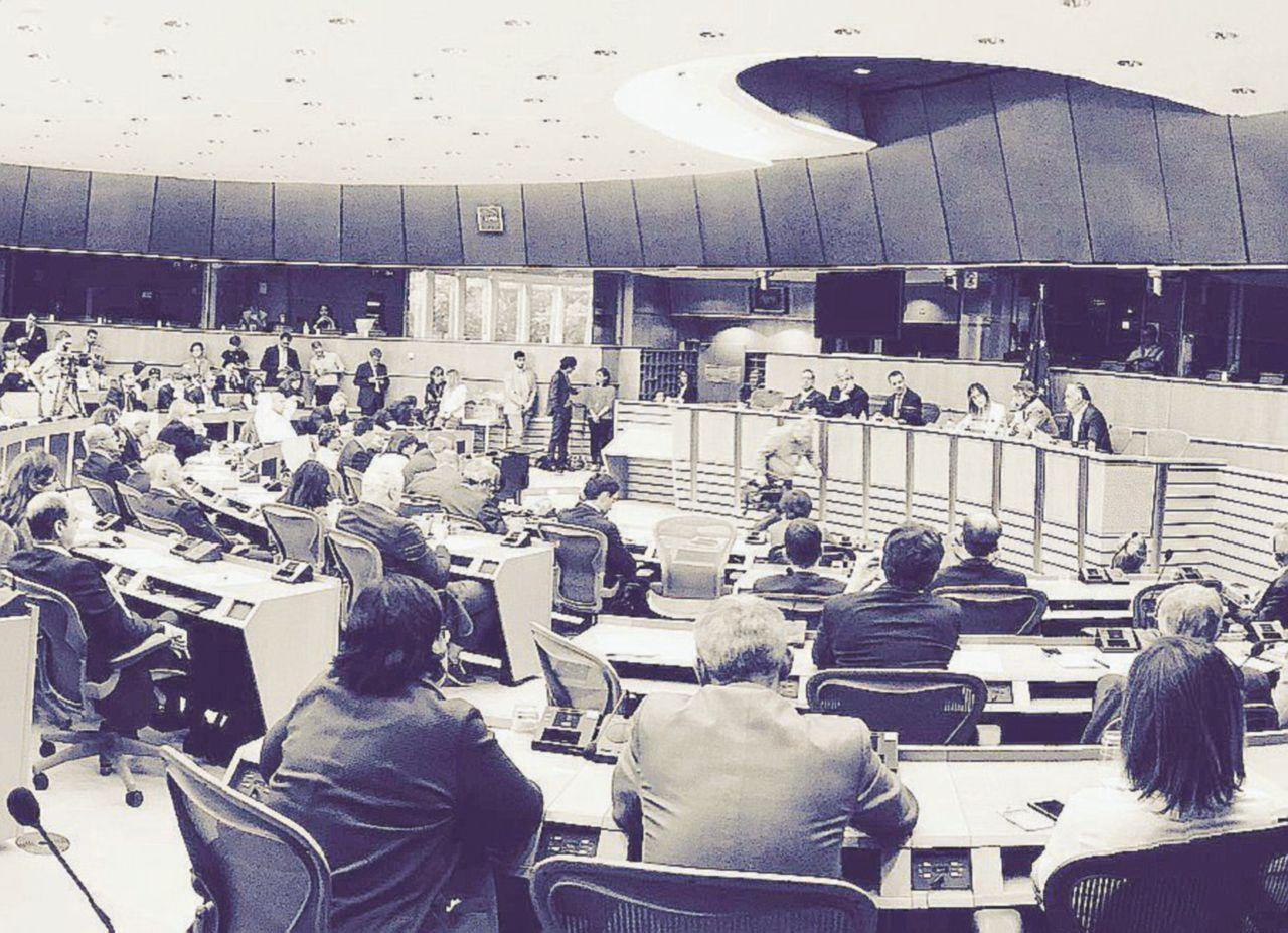 """Incubo """"Renxit"""", il tour a Bruxelles della Boschi per promettere stabilità"""