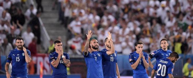 Italia-Germania, il pagellone: Bonucci il migliore. Buffon, Chiellini e Parolo da 7