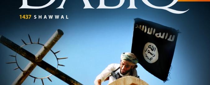 """Isis contro Bergoglio, la rivista Dabiq: """"Papa Francesco è un miscredente, nostro nemico numero uno"""""""