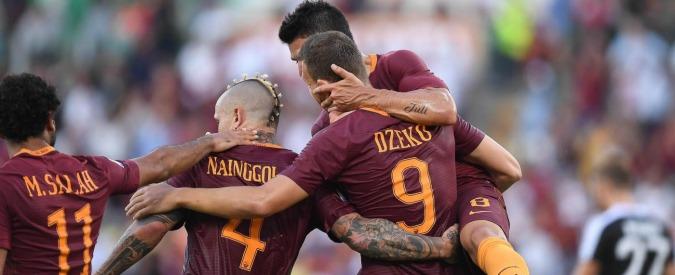 Serie A, 1° giornata: Roma e Juventus vincono in casa. Bene anche Milan e Lazio. Inter ko e pareggio Napoli – VIDEO