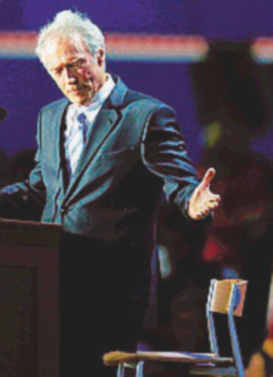 """Da Eastwood a Depardieu attori-tifosi dei """"cattivi"""""""