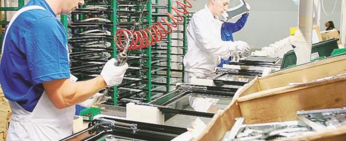 Produzione industriale, i numeri di un disastro che non ha precedenti