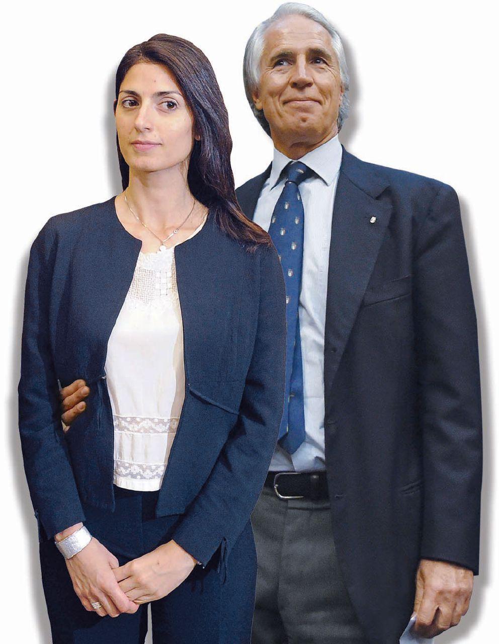 Sul Fatto dell'11 agosto, Roma 2024: dopo il 7 ottobre la candidatura cadrà. Caltagirone s'è quasi arreso