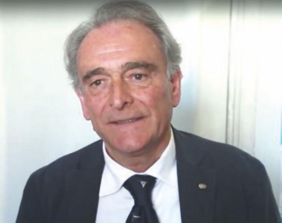 Renato Papagni, capo nazionale dei balneari – Ansa
