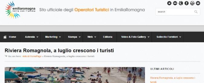 """Caso rimborsi Emilia Romagna, giornalista: """"Io a quei pranzi non c'ero. Dirigente Apt mi ha chiesto di mentire"""""""