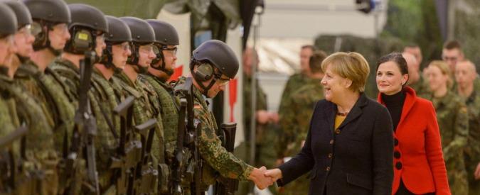Germania, governo tedesco pensa di reintrodurre la leva obbligatoria