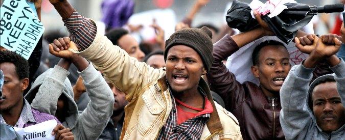 Etiopia, proteste contro il governo: polizia spara sulla folla, 97 morti e 100 feriti
