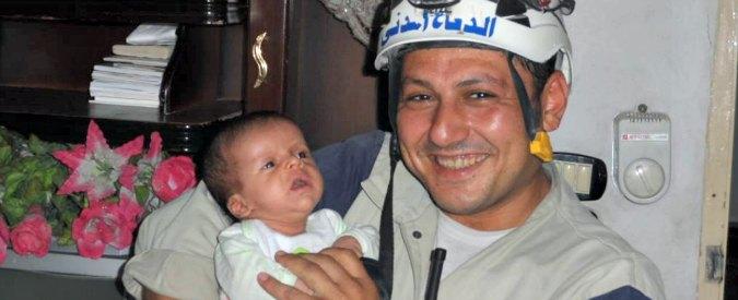 Aleppo. Ucciso da un raid Khaled Omar, il volontario che salvava bimbi dalle macerie