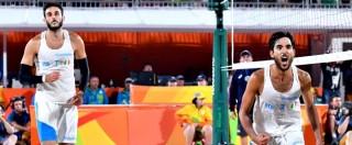Rio 2016, oggi tocca al Settebello. E nella notte arriva la coppia del beach volley Lupo-Nicolai – Video