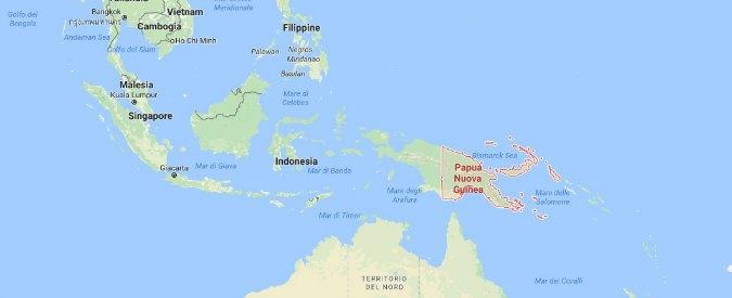 Papua Nuova Guinea, polizia libera ostaggi di un gruppo di rapinatori