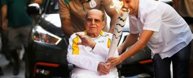 Rio 2016, morto il tedoforo Pitanguy: era il chirurgo plastico dei vip