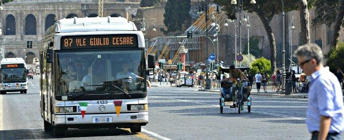 """Roma, assessore Meleo: """"Ok ai bus ai Fori Imperiali, stop provvedimento di Marino"""""""