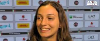 """Olimpiadi Rio 2016, Rossella Fiamingo e gli sms del premier: """"Non è vero che Renzi porta sfiga"""" (VIDEO)"""