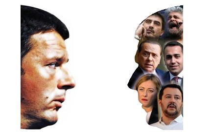 """Sul Fatto del 20 agosto – Referendum, il """"No"""" quasi assente dai Tg. Ma Renzi parla a reti unificate"""