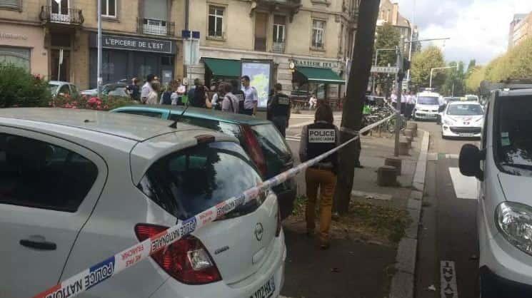 Ebreo ortodosso accoltellato a Strasburgo: l'aggressore gridava