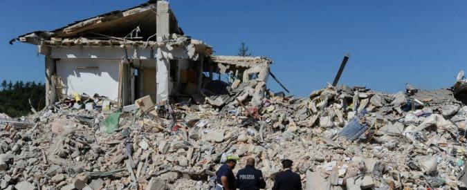 Terremoto Centro Italia, il Fatto Quotidiano sostiene Amatrice: già 120mila euro raccolti per la scuola