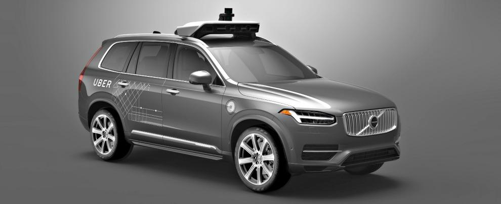 Volvo e Uber, insieme per la guida autonoma. Il primo modello tra 5 anni
