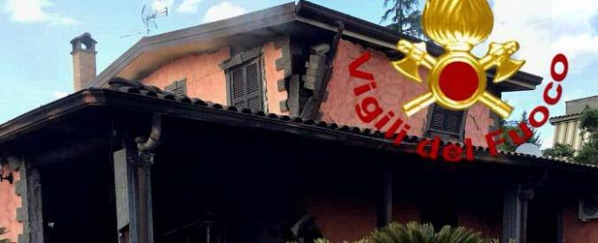 Roma, la villa esplosa era stata confiscata ai Casamonica ma l'ex proprietario (assente) era ai domiciliari