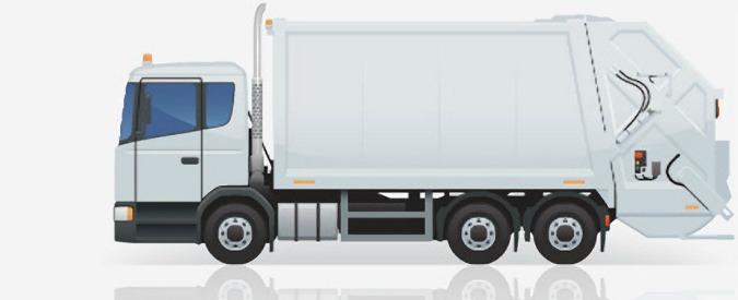 Mobilità sostenibile, dagli Usa i primi camion della spazzatura ibridi