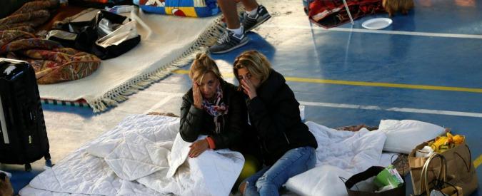 Terremoto Centro Italia, richiedenti asilo ospitati a Ascoli Piceno e Benevento si offrono volontari per portare soccorso