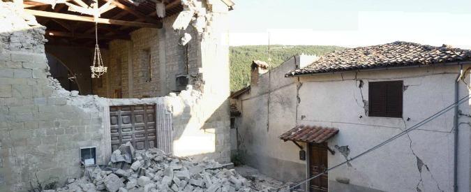 Terremoto Centro Italia, inchiesta per disastro colposo. Si indaga anche su scuola e campanile restaurati di recente