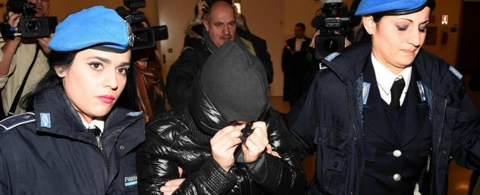 Aggressioni con l'acido, prima condanna definitiva per Martina Levato: 12 anni
