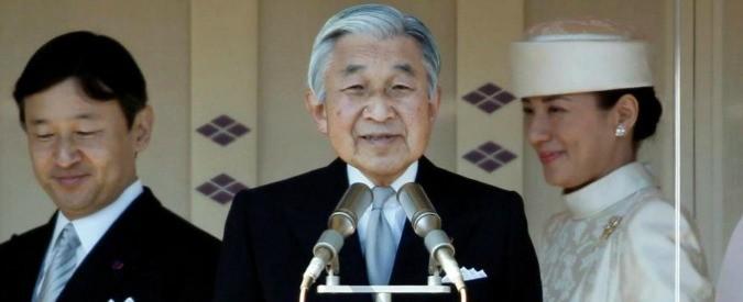 Giappone, cosa c'è dietro l'abdicazione dell'Imperatore Akihito