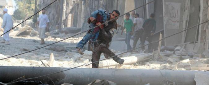 "Siria, Onu: ""Stop ad aiuti senza tregua"". Mosca: ""Accettiamo pausa umanitaria"""